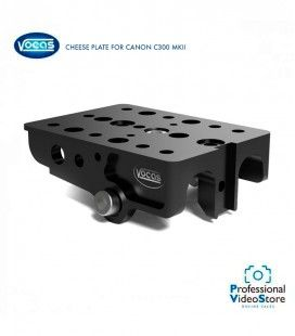 VOCAS CHEESE PLATE FOR CANON C300 MKII