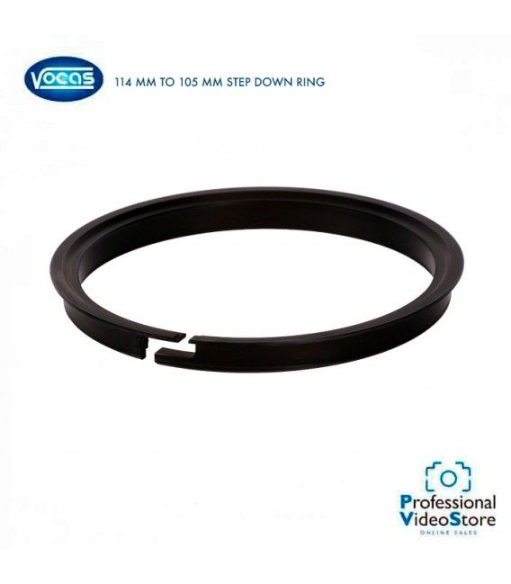VOCAS 114 MM TO 105 MM STEP DOWN RING