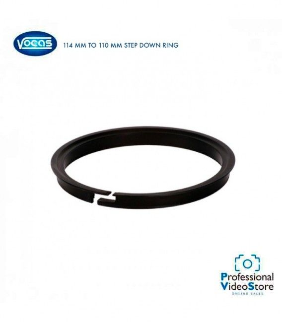 VOCAS 114 MM TO 110 MM STEP DOWN RING