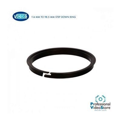 VOCAS 114 MM TO 98.5 MM STEP DOWN RING
