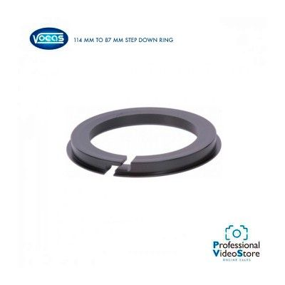 VOCAS 114 MM TO 87 MM STEP DOWN RING