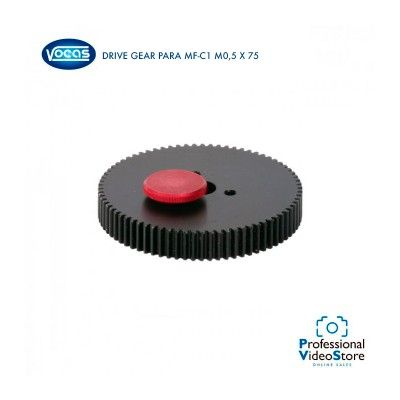 VOCAS DRIVE GEAR FOR MF-C1 M0,5 X 75