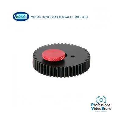 VOCAS DRIVE GEAR FOR MF-C1 M0,8 X 36