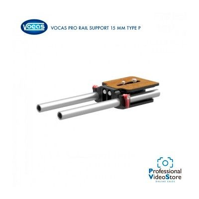 VOCAS PRO RAIL SUPPORT 15 MM TYPE P