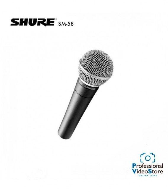 SHURE SM58