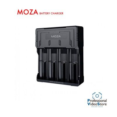 MOZA BATTERY CHARGER