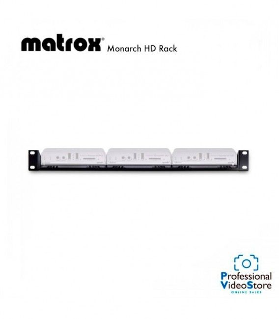 MATROX MONARHC HD RACK