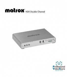 MATROX HDX DOUBLE CHANNEL