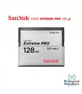 SANDISK CFAST EXTREME PRO 128 Gb