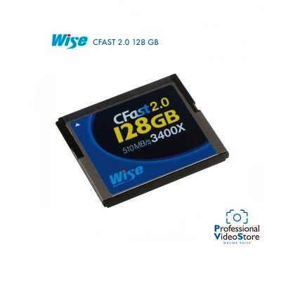 WISE CFAST 128 GB