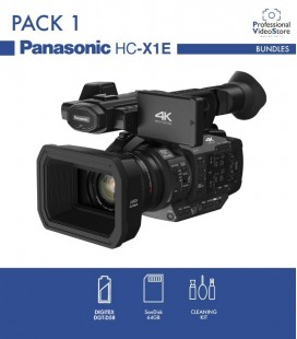 PACK 1 PANASONIC HC-X1E