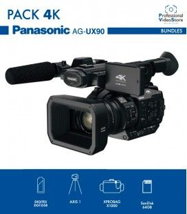 PACK PANASONIC AG-UX90