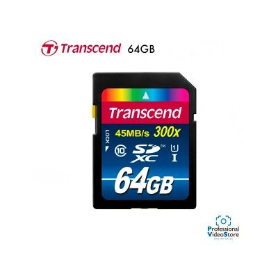 TRASCEND 64 GB