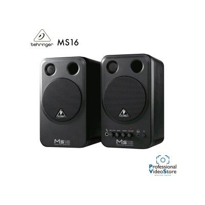 BEHRINGER MS 16 ( Discontinued )