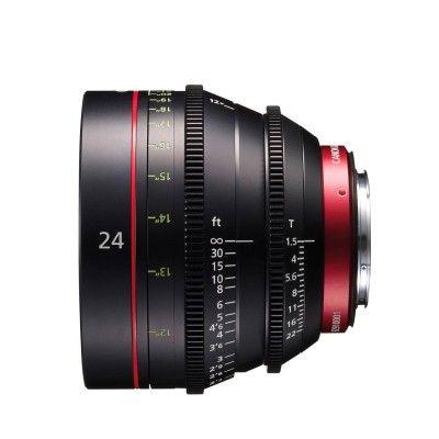 CANON CN - E 24mm T 1.5 L F