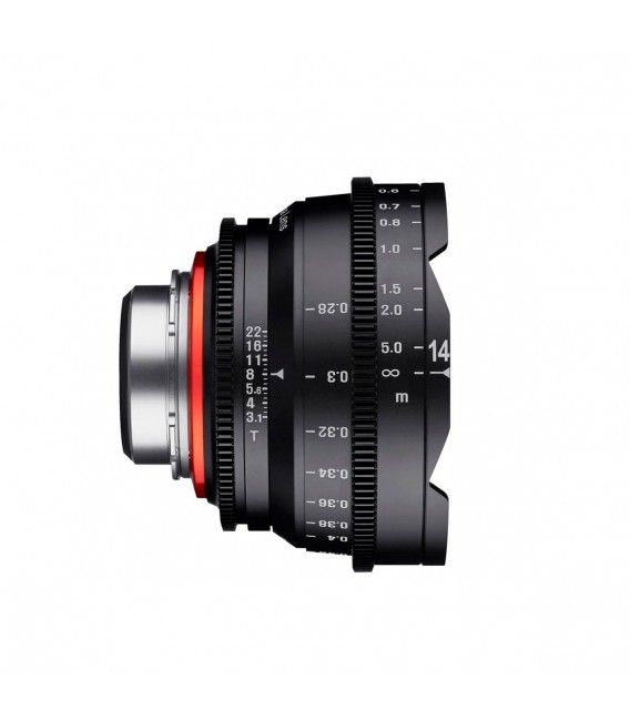 SAMYANG XEEN 14 mm T 3.1