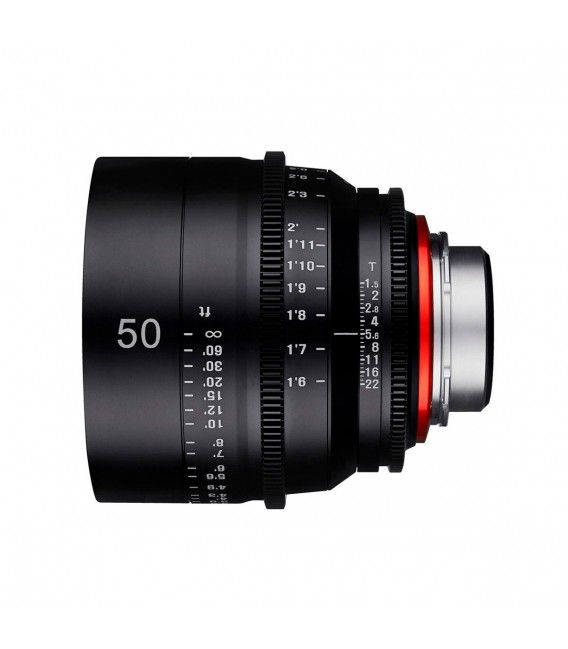 SAMYANG XEEN 50 mm T1.5