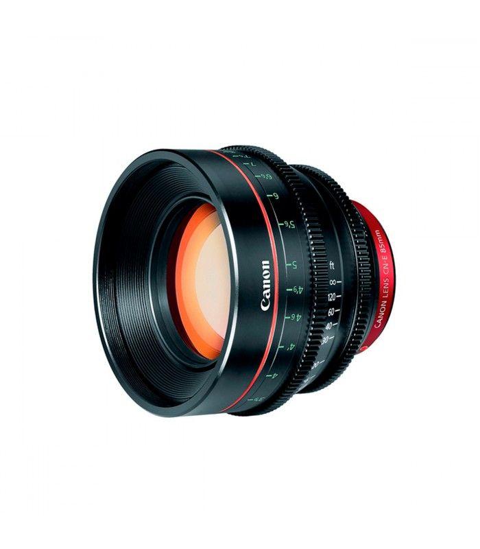 Canon Cn E 85mm T1 3 L F 2 Professional Video Store