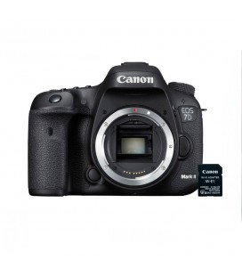 CANON EOS 7D MARK II + ADAPTER WIFI W-E1