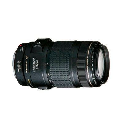 CANON EF 70-300mm f4-5.6 IS USM