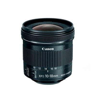 CANON EF-S 10-18mm f4.5-5.6 IS STM