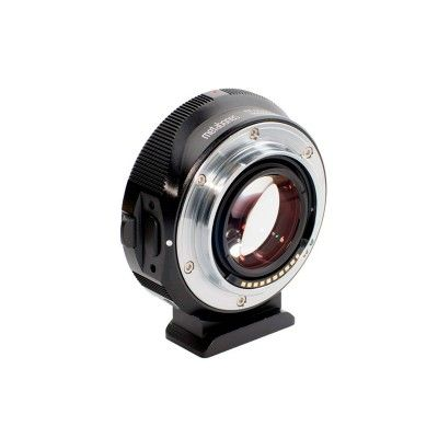 Metabones T Speed Booster Ultra 0.71x Adapter for Canon Full-Frame EF-Mount Lens to Sony E-Mount APS-C Camera