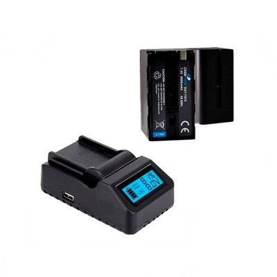 PACK DIGITEX (Compatible with SONY NP-F970)