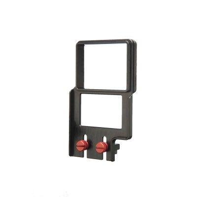 "ZACUTO Z-Finder 3"" Mounting Frame for Small DSLR Bodies with Battery Grips"