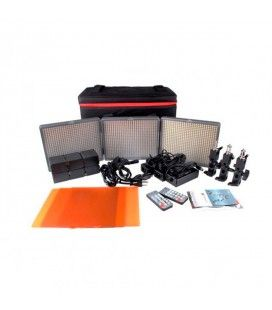 APUTURE LED PANELS Mod. HR672 Kit-WWS