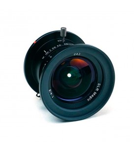 SLR Magic 8mm f4 Ultra Wide Angle Lens (mFT Mount)