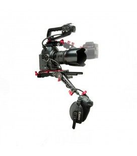 ZACUTO for C100 Mark II EVF Recoil Pro