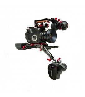 Zacuto Gratical Eye Bundle for Panasonic EVA1 Camera