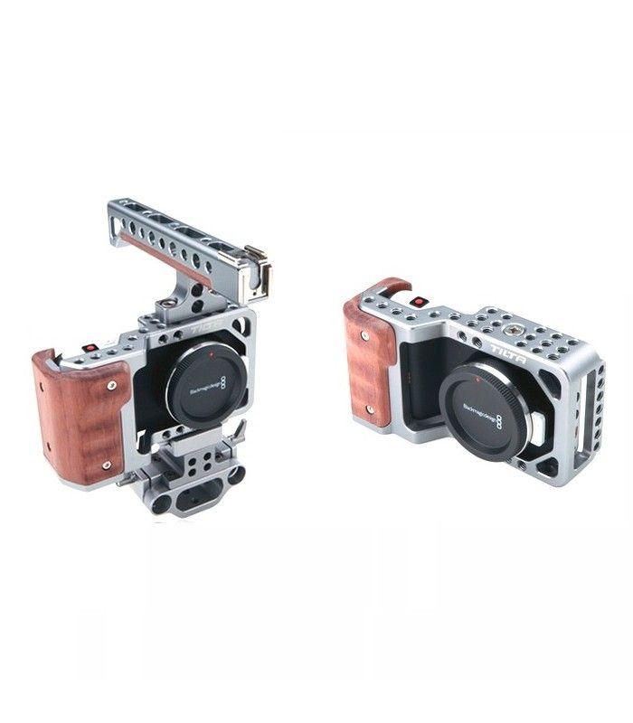 Tilta Camera Cage For Blackmagic Pocket Cinema Camera Professional Video Store
