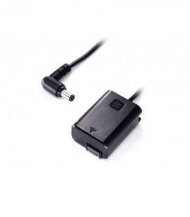 Tilta Sony NP-FW50 Dummy Battery to DC Power Cable