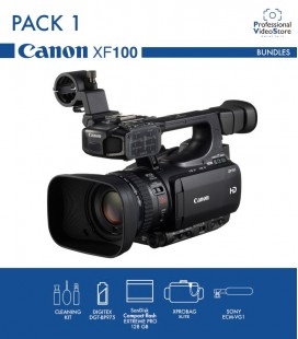 PACK 1 CANON XF100 (Discontinued)