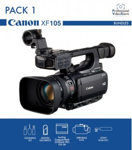 PACK 1 CANON XF105 (Discontinued)