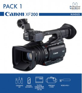 PACK 1 CANON XF200