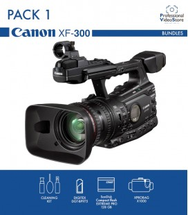 PACK 1 CANON XF300