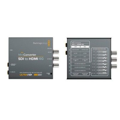 BLACKMAGIC SDI TO HDMI 6G