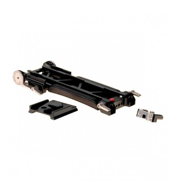 Movcam Multi-BP Baseplate for FS7 Camera Rig