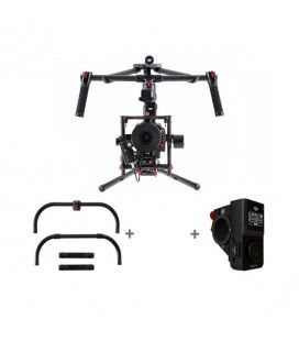 DJI Ronin-MX & Grip & Wireless Thumb Controller