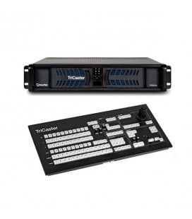 NEWTEK TRICASTER 410MS + TRICASTER 460CS