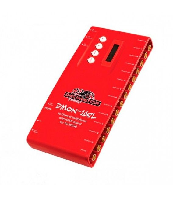 DECIMATOR DMON-16SL