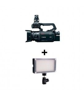 PACK CANON XF405 + ON CAMERA LIGHT SECOND WAVE BST160