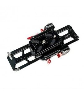 """CAME-TV 15mm baseplate 10"""" dovetail system"""
