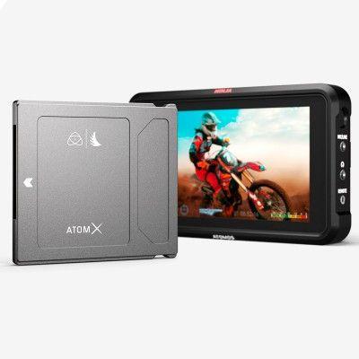 AngelBird AtomX SSD Mini 500Gb