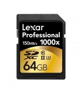 Lexar SDXC 64GB 1000x