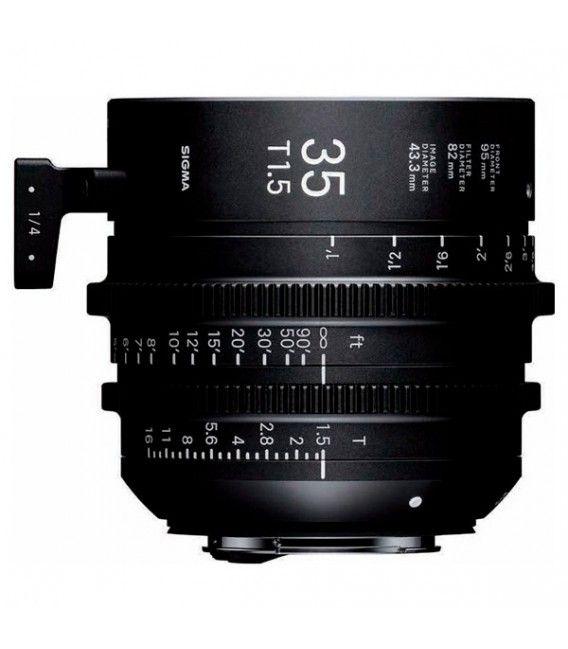 SIGMA 35MM T1.5 FF F/CE