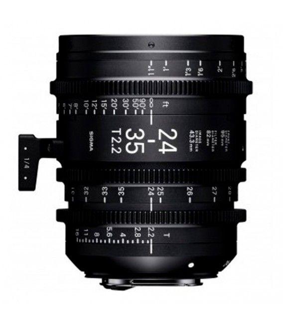 SIGMA 24-35MM T2.2 FF F/CE