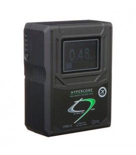 CoreSWX 98wh, 14.8v 6.6Ah V-Mount Hi-Draw Li-ion Battery Brick with Backlit LCD and Fuel Gauge